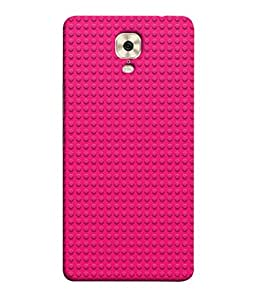 PrintVisa Designer Back Case Cover for Gionee M6 Plus (Made For Girls Love Pink colour)