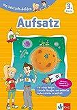 Klett Die Deutsch-Helden Aufsatz 3. Klasse: Grundschule (mit Stickern)