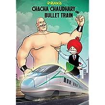 CHACHA CHAUDHARY AND BULLET TRAIN ENGLISH