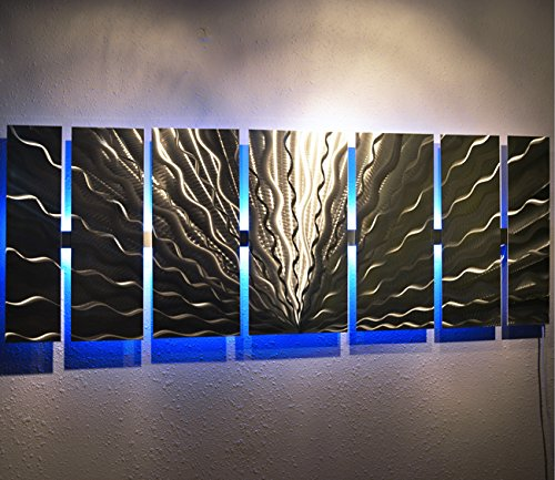 led-que-cambia-de-color-vibration-led-moderno-abstracto-pared-de-metal-escultura-de-arte-pintura-dec