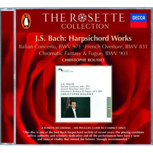 J.S. Bach: 4 Duets, BWV 802/805 - 4. Duetto IV in A minor, BWV 805