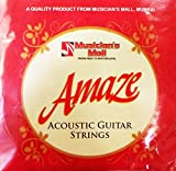 #9: Amaze Acoustic Guitar Strings (High Quality Strings for Pluto and Other Acoustic Guitars)