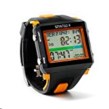 Spintso Ref Watch Pro orange Profi Schiedsrichter-Armbanduhr