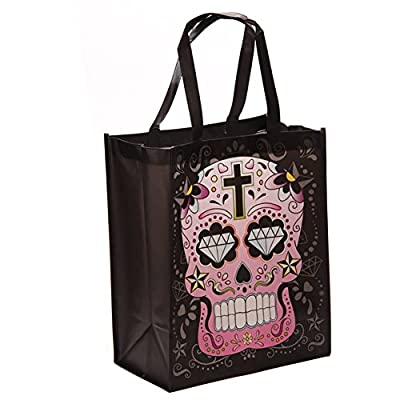 Lauren Billingham Day of the Dead Shopping Bag