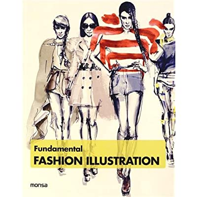 Fundamental Fashion Illustration : Edition bilingue anglais-espagnol