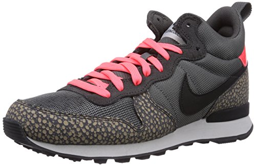 Nike Internationalist Mid 682843 Herren Hohe Sneakers Mehrfarbig (Cool Grey/Black)