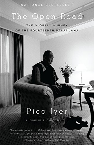 The Open Road: The Global Journey of the Fourteenth Dalai Lama (Vintage Departures) por Pico Iyer