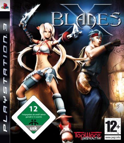 X-Blades [Edizione: Germania]