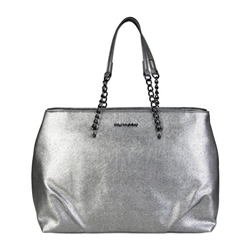 Blu Byblos PENC-WSAF_675P80 Shopping bag Donna Grigio