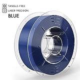 SainSmart PRO-3 PLA 3D-Drucker Filament, 1.75mm, Verwicklungs-Freier erstklassiger, 1KG Spule, Blau