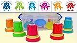 Xstamper Stempel vX School Förderung Pinguin, 6 Stück in einer Really Useful Box