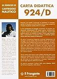 Image de 50 esercizi di carteggio nautico sulla carta didattica 924/D