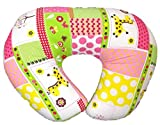 Montu Bunty Nursing Feeding Pillow with Cotton Slipcover (5 in 1) - A