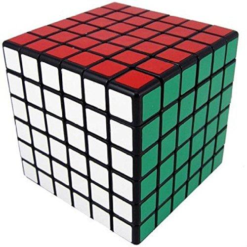 crafat Shengshou 6X6X6 Darely Devil Cube (1 Piece)