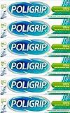 Poligrip Denture Fixative Cream Ultra 40g x 6 Packs by Poligrip
