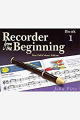 Recorder from the Beginning Paperback