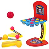 Mini Finger Basketball Set Basketball Shooting Game Desktop Table Basketball Games Fun Sports Toy For Kids