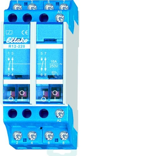 Eltako R12-220-230V Elektromechanische Schaltrelais -