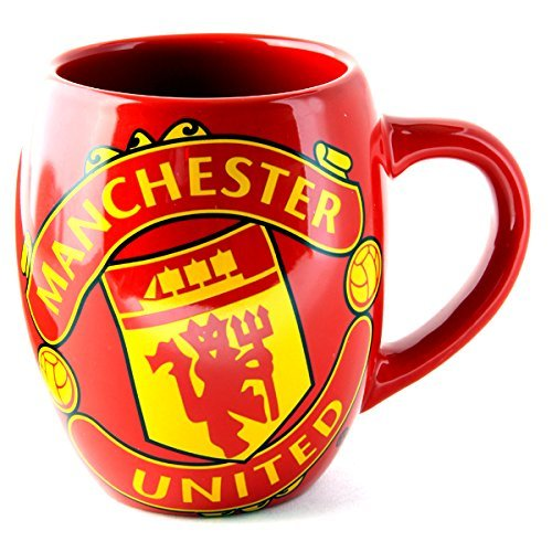 Official Football Merchandise Manchester United F.C. Tea Tub Mug Official Merchandise