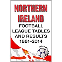 Northern Ireland Football League Tables & Results 1881-2014