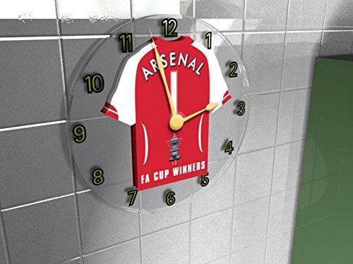 Arsenal FC Football Club-fa Cup Winners commemorative orologio da parete-Champions