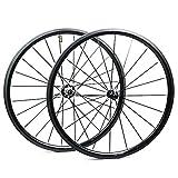 Yuanan 30mm 700C Road Bike Carbon Laufradsatz 28mm breitere Aero Felge mit dt Swiss 350Hub Sapim CX Ray Speichen für Fahrrad Rad Stahlrohr Tubeless