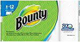 Bounty Select-A-Size Paper Towels, White...