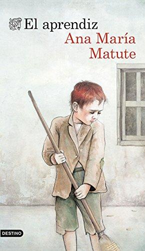 El aprendiz (Áncora & Delfin) por Ana María Matute