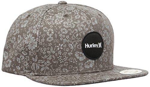 Snapper Rock-Cappellino da bambino Hurley Krush grigio Grigio - grigio FR : Taille unique (Taille Fabricant : QTY)