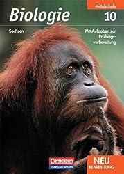 Biologie - Ausgabe Volk und Wissen - Mittelschule Sachsen: 10. Schuljahr - Schülerbuch