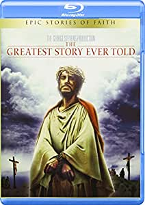 Greatest Story Ever Told [Blu-ray] [1965] [US Import]