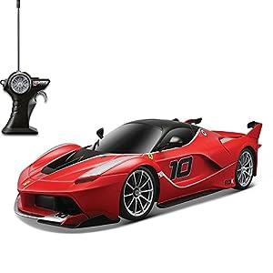 Maisto 581274-1: 14R/C Ferrari FXX K RTR, vehículos , Modelos/colores Surtidos, 1 Unidad