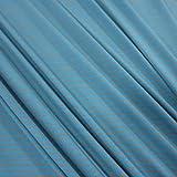 Stoff Meterware Jersey Ringeljersey Streifen gestreift aqua grau