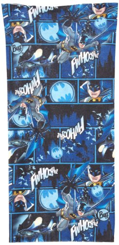 Buff Boy's Junior Multifunktions-Schlauchtuch, Design Oktonauten Mehrfarbig Batman Cape 23 cm