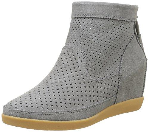 Shoe the Bear Emmy, Sneakers Hautes Femme Gris (Grey)