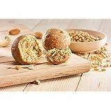 Wowladdus - Golden Grain Laddus - 220 Grams - 6 Pieces