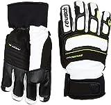 Reusch Herren Profi SL Handschuhe, White/Neon Yellow, 9