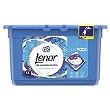 Lenor 3in1 Pods Vollwaschmittel, Weiße Wasserlilie 26.4GR - 14 WL