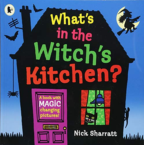What's in The Witch's Kitchen? por Nick Sharrat