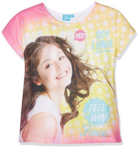 Soy Luna Slfs27119, Camiseta para Niños