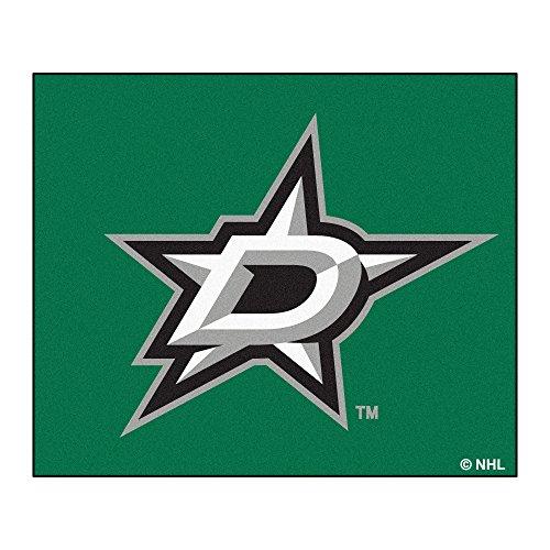 Fanmats NHL Dallas Stars Nylon Teppich, Vinyl, Team Color, 60