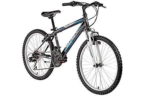 Hillside Yava 24'' mountain bike children's bicycle MTB 21-speed Shimano