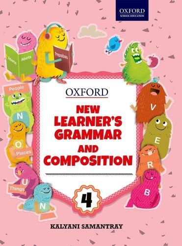 New Learner's Grammar & Composition Class 4