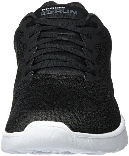 Negro El Y Ejecutar Negro De 400 Hombre blanco Al Libre Deporte Aire Van Skechers Zapatos HOqwn6WU