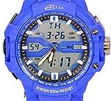 Estilo analog-digital watch for men-2127...