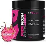PINK RUSH (MUSCLE TONE) - Mit diesem Get Strong Pre Workout Booster wird jedes Training zum Erfolg! Pre-Workout für mehr Kraft, Fokus & Energie