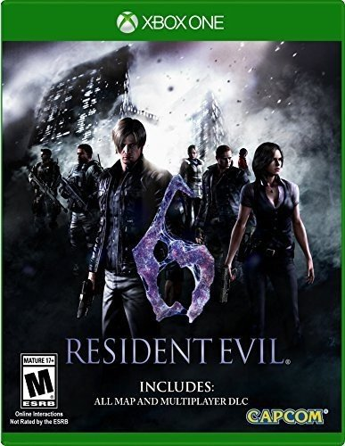 Resident Evil – 6 (Xbox One) 51a6x 9h7UL
