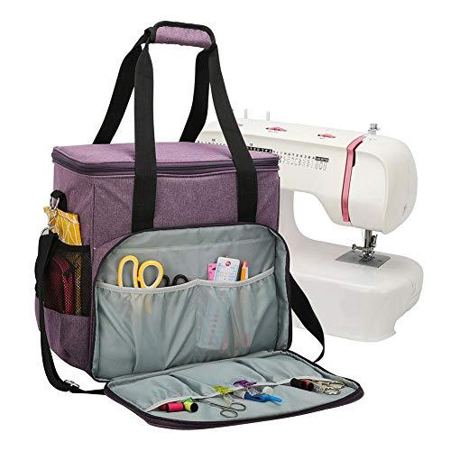 IrahdBowen Nähmaschinentasche, Nähmaschine Tasche, Tasche für Nähmaschine und Extra Nähzubehör wondeful Comfy