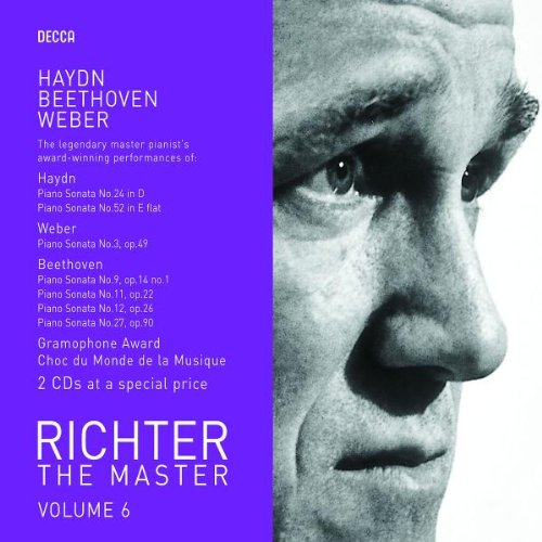 RICHTER The Master, Volume VI