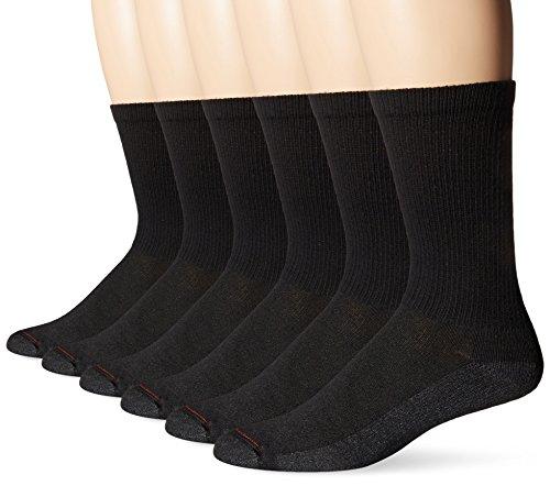 hanes-hombre-freshiq-comfortblend-tripulacion-calcetines-pack-de-6
